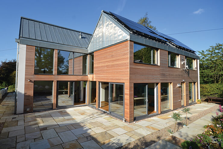 Scotframe Maryville Passive House