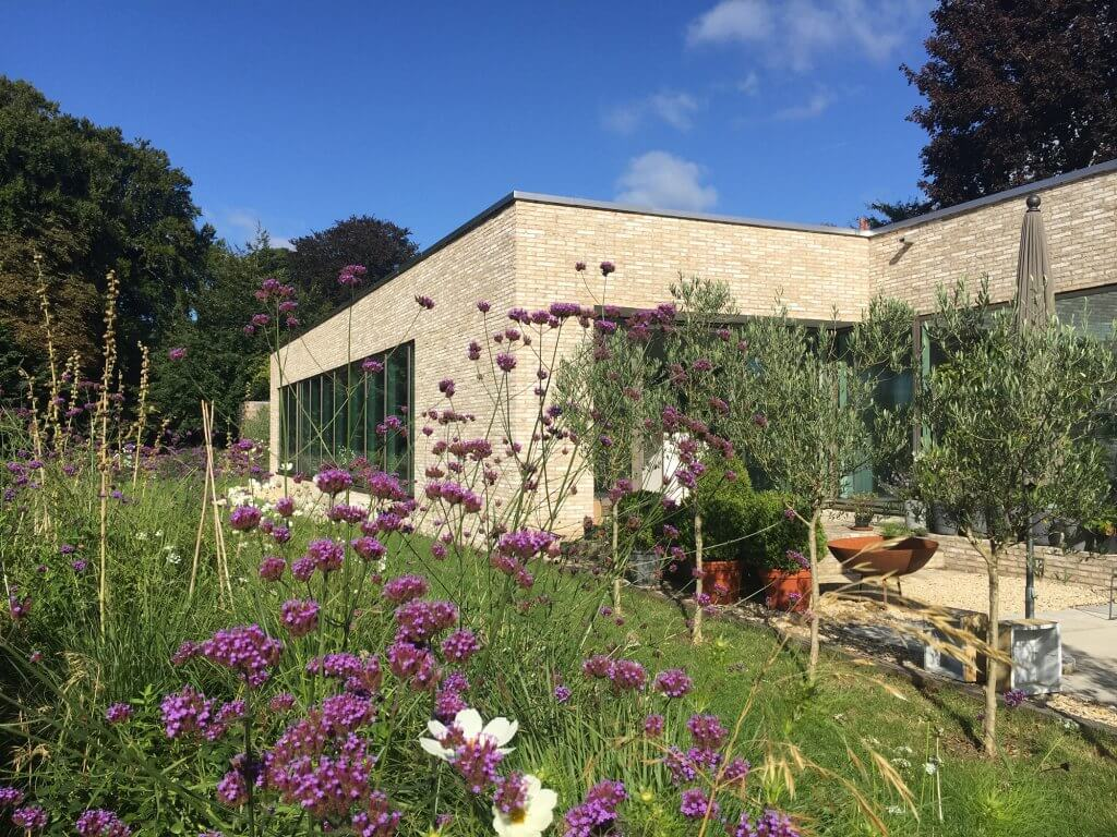 Self-build within a conservation area