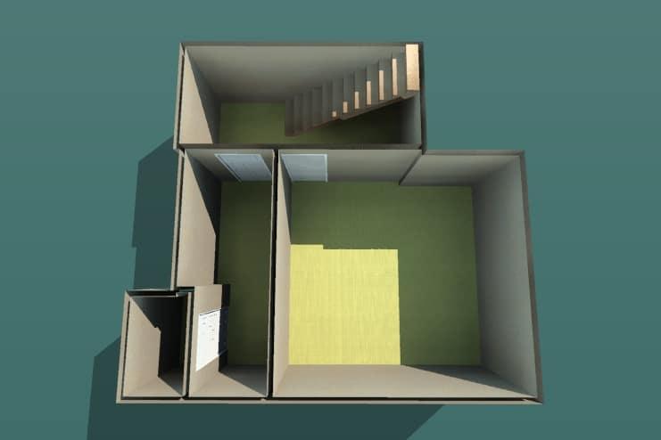 Basement model