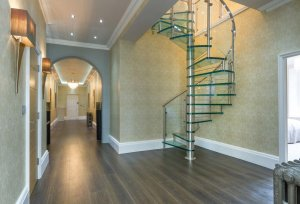 Spiral Staircase by Complete Staircase Company