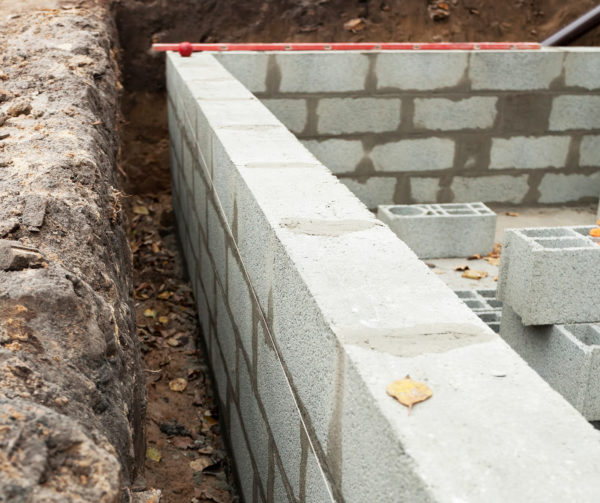 Insulated foundations