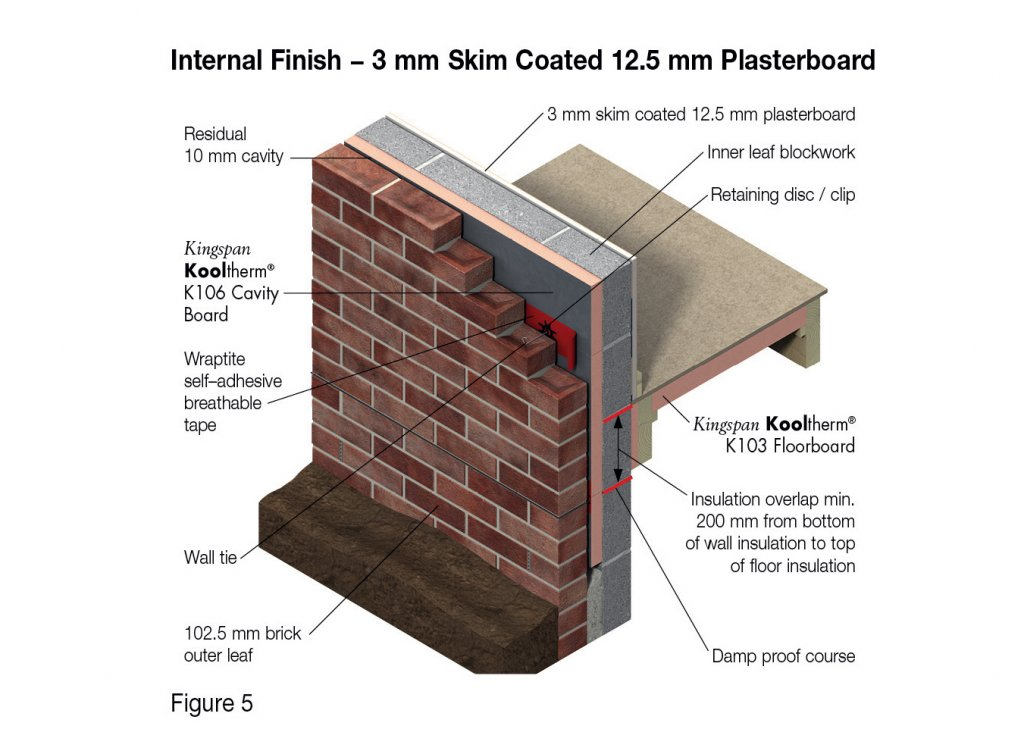 How to Insulate a New Masonry Home - Build It