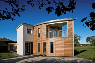 Baufritz Self Build House Ainsworth-Hales
