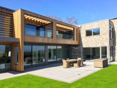 Stunning self-build in Gloucestershire Sunflex